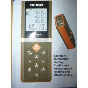 Meteran Laser Dekko D2 Pro