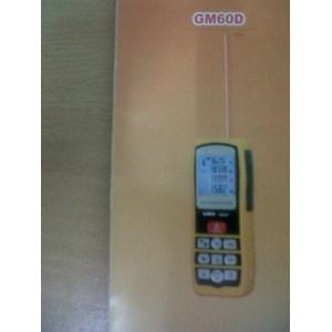 Meteran Laser Sanfix GM60D
