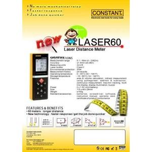 Meteran Laser Constant 60