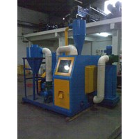 Cable Crusher dan Seperator 1