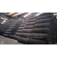 Jual Besi Wiremesh Ukuran 5 mm satu Roll atau Lembar (2.1 M x 5.4 M)