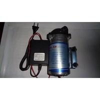 Pompa pendorong  DC JFlo 1000 kapasitas 140 Liter per jam