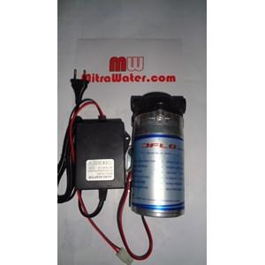 Pompa pendorong  1000 kapasitas 140 Liter per jam