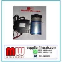 Pompa pendorong JFlo 1200 kapasitas 165 LPM