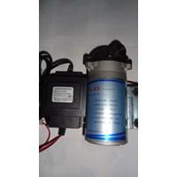 Jual Pompa pendorong JFlo 1400 kapasitas 190 Liter per jam dan adaptor 2