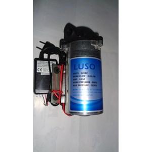 Pompa pendorong LUSO kapasitas 0.45 LPM