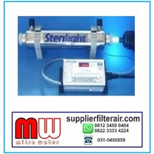 From UV Lamps Sterilight SC series 1 half cooper GPM 0