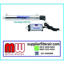 Sterilight UV Lamp S5 Q series PA silver 5 GPM