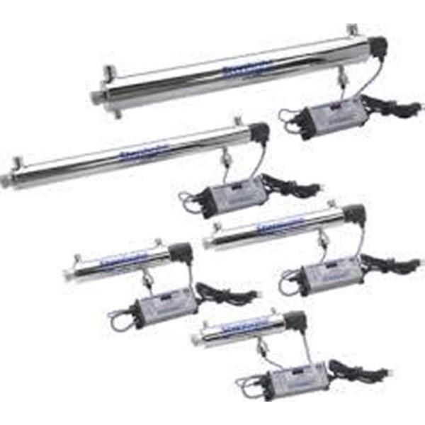 Sterilight UV Lamp S12 Q series PA silver 12 GPM