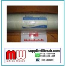 Membran RO Alencass BW 30-4040 kapasitas 2000 GPD