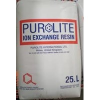 Resin kation Purolite C-100