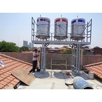 FILTER AIR SUMUR BOR 1 TABUNG