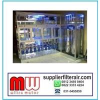 Depot air minum isi ulang Paket air alkalin plus bio energy
