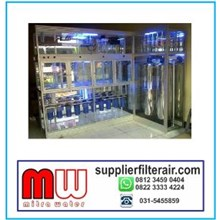 Depot air minum isi ulang Paket air alkalin plus b
