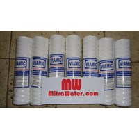 Katrid benang String Wound Filter