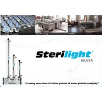 LAMPU UV STERILIGHT SILVER