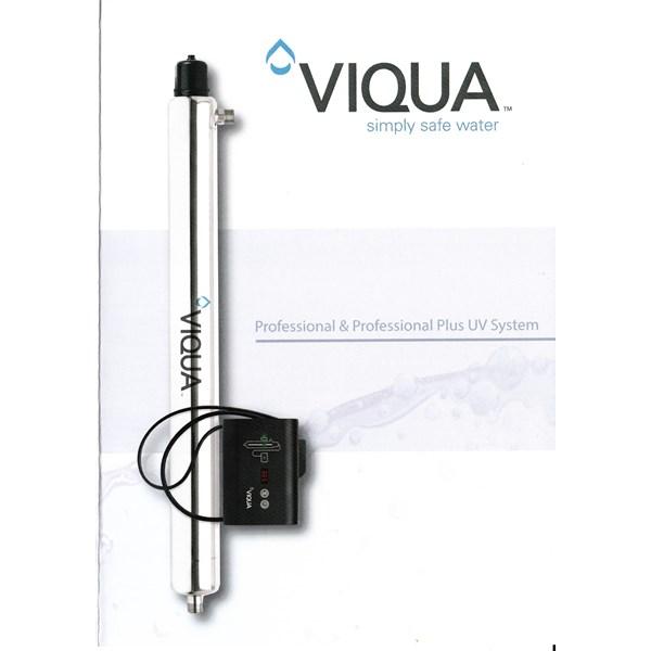 LAMPU UV VIQUA PROFESIONAL DAN PROFESIONAL PLUS