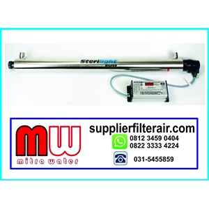 Dari  Lampu UV STERILIGHT S12 Q PA silver series 12 GPM 0
