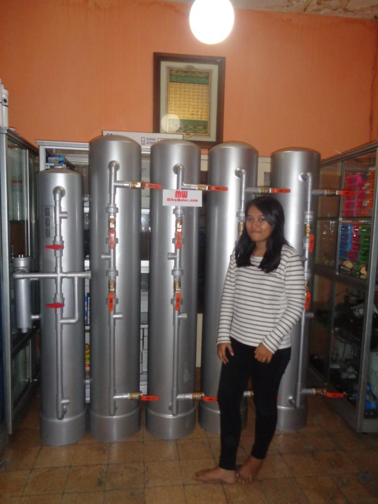 Sell Pvc Water Filter Tubing Size 12 Inch From Indonesia