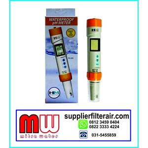 From pH meter PH HM-200 0