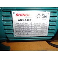 Jual POMPA SENTRIFUGAL SHINOLL 1.5 HP 2