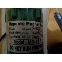 Jual POMPA BAHAN KIMIA MAPCATO MAGNET PUMP 2