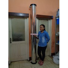 Housing Membran RO Stainless Steel 30.000 Gpd