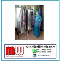 TABUNG FILTER AIR STAINLESS STEEL 20 INCH