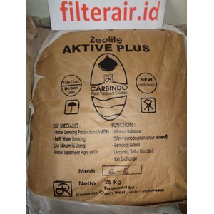 MEDIA FILTER AIR ZEOLIT ACTIVE PLUS