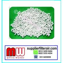 Activated alumina atau alumina aktif