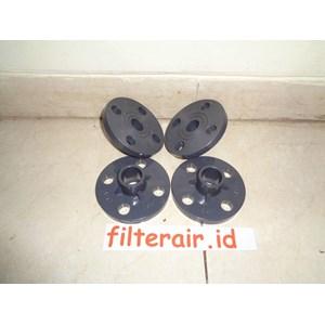 Flange pipa PVC