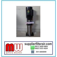 Pompa sentrifugal multi stage stainless steel G Pump