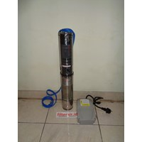 Pompa Satelit Hiflow 4 in 1/2 HP 1