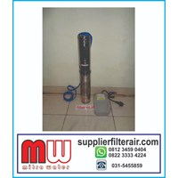 Pompa Satelit Hiflow 4 in 1/2 HP