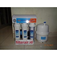Mesin RO bio energy 6 stage 75 GPD