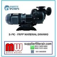 Pompa kimia Forte Pump S-PC5032L Motor Dinamo