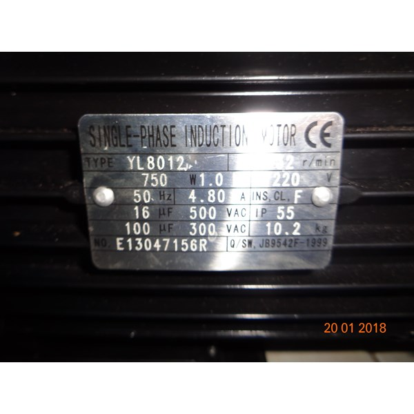 Pompa CNP CHLF 2 -60
