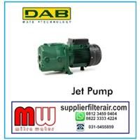 Pompa Air Sumur Dangkal Semi Jet Pump Merk DAB