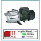 Pompa Booster Euroinox Multistage impeller Merk DAB  1