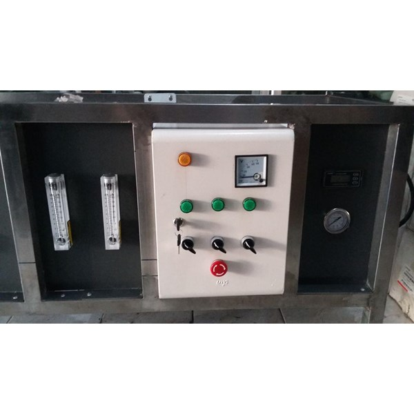 Filter Penyaring Air Laut Menjadi Air Tawar Siap Minum Kap. 500 LPD