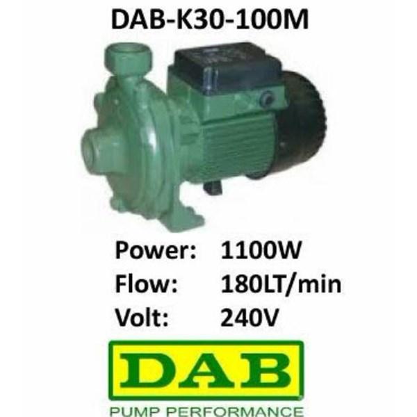 Pompa sentrifugal K - Series Merk DAB