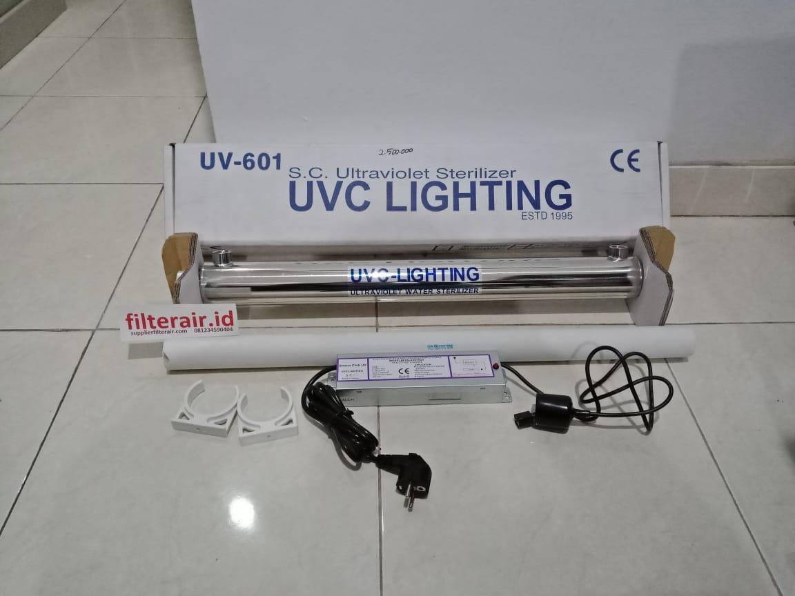 Jual Lampu Ultraviolet Uvc 6 Gpm 32 Watt Harga Murah