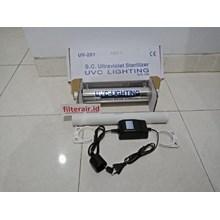 LAMPU ULTRAVIOLET UVC 2 GPM 14 WATT