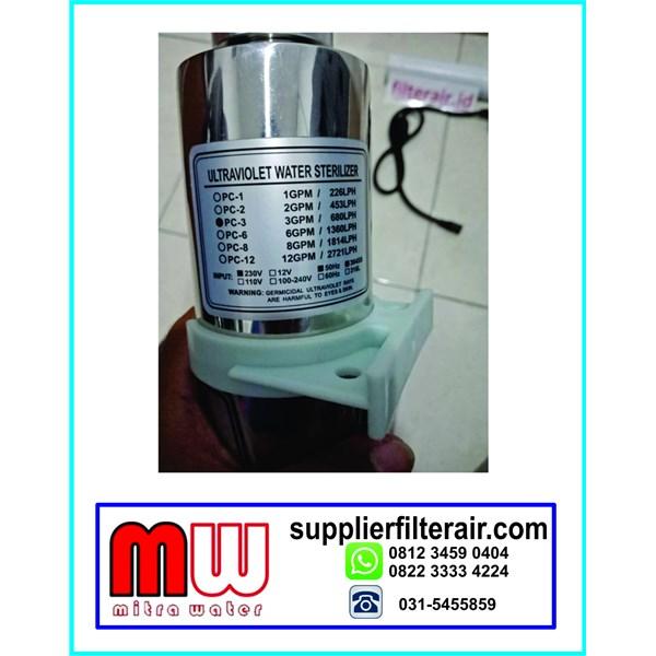 LAMPU UV WONDER 3 GPM