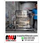 Mesin RO air payau BWRO Kapasitas 1.000 liter per jam 1