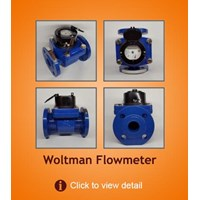 WATER METER SHM WOLTMAN FLOW METERS