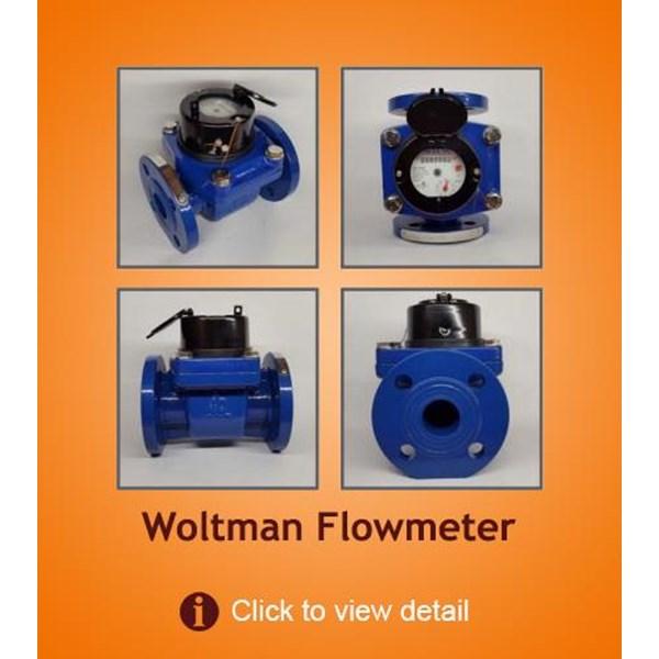 WATER METER SHM WOLTMAN FLOW METERS