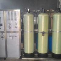 Mesin SWRO kapasitas 10000 Liter Per Hari