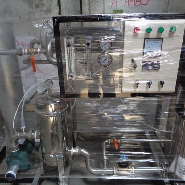 Water Maker Air Payau Menjadi Air Tawar