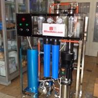 Filter air payau menjadi air tawar